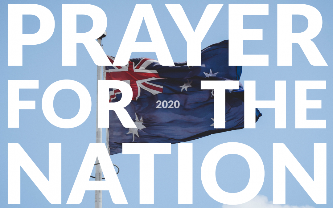 Prayer for the nation 2020
