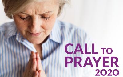 2020 Call to Prayer