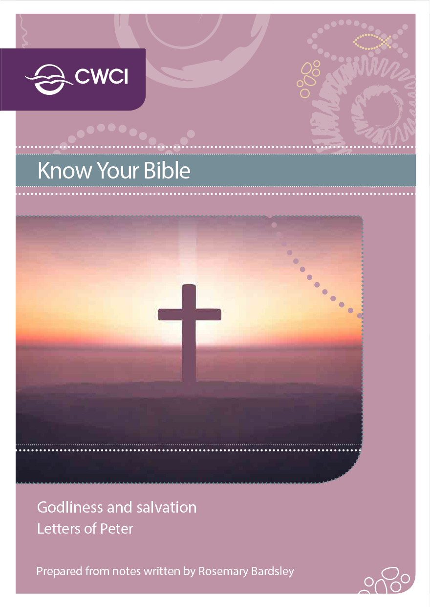 Godliness and salvation: Letters of Peter