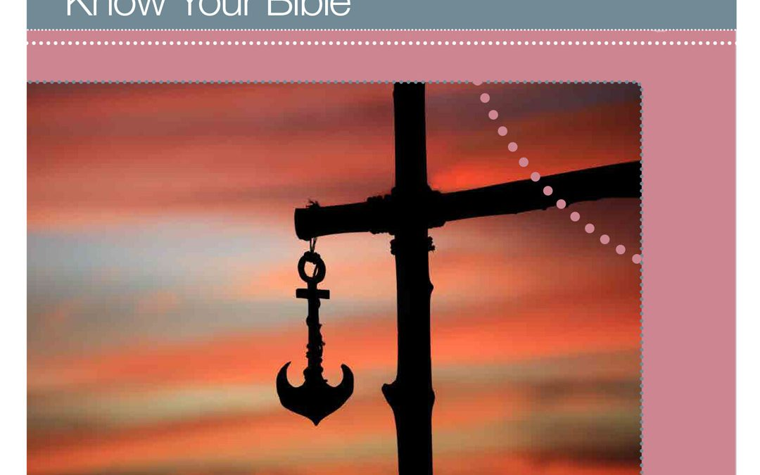 Anchored in Christ: Colossians/Philemon —KYB Study for Term 3 2021!